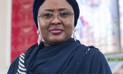 Just In: Aisha Buhari reportedly flown to Dubai for medical treatment