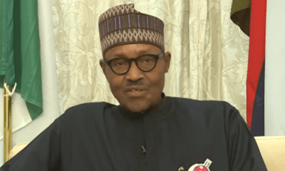 Buhari declines live interview, grants recorded interview with Arise TV (video)