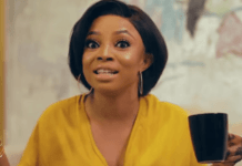 Same God behind technological inventions gave doctors brain to enhance our bodies - Toke Makinwa (Video)