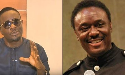 Emeka Ike Opens Up, Slams Pastor Chris Okotie Over His Marital Crisis