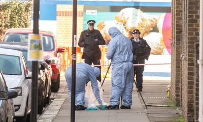 Man killed in knife attack after fight at London property