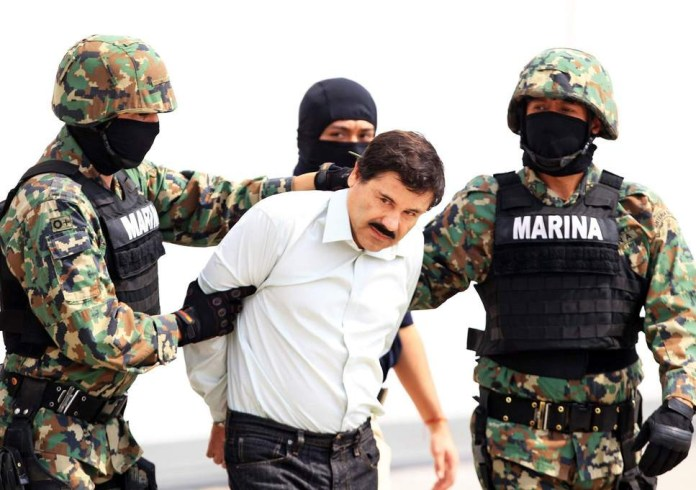 "Mexican drug lord  Joaquín ""El Chapo"" Guzmán found guilty on all counts, faces life in prison"