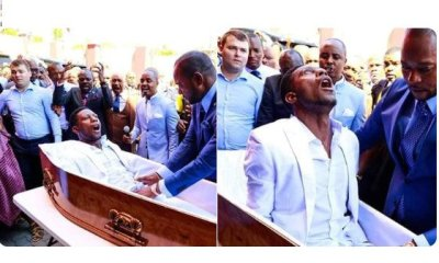 Exposed: Funeral parlor denies South African Pastor's claims on resurrecting a dead man.