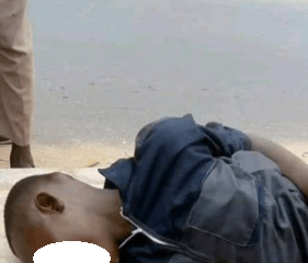 Another man dies while celebrating Buhari's victory in the just concluded election (graphic photo)