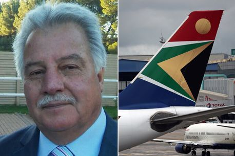 Fake pilot only caught after 20 YEARS because he flew passenger jet erratically