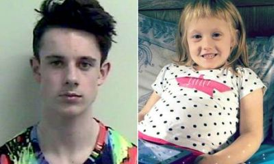 Killer CONFESSES to murder of Alesha MacPhail, 6