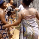 Video: Woman gives birth to a boy at her polling unit in Rivers