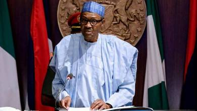 Buhari's full speech on #EndSARS protests today 22nd October 2020