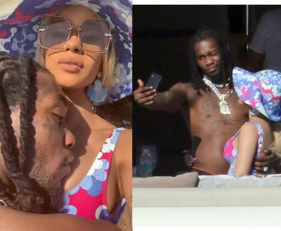 Cardi B and husband Offset enjoy romantic gateway in Los Cabos (Photos)