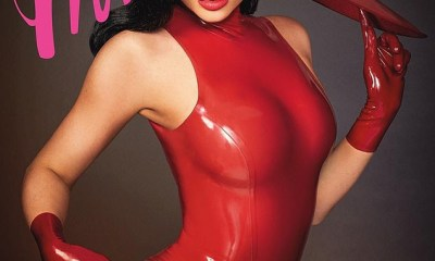 Kylie Jenner stuns in racy new shoot as she slams critics of her 'self-made' billionaire status (Photos)