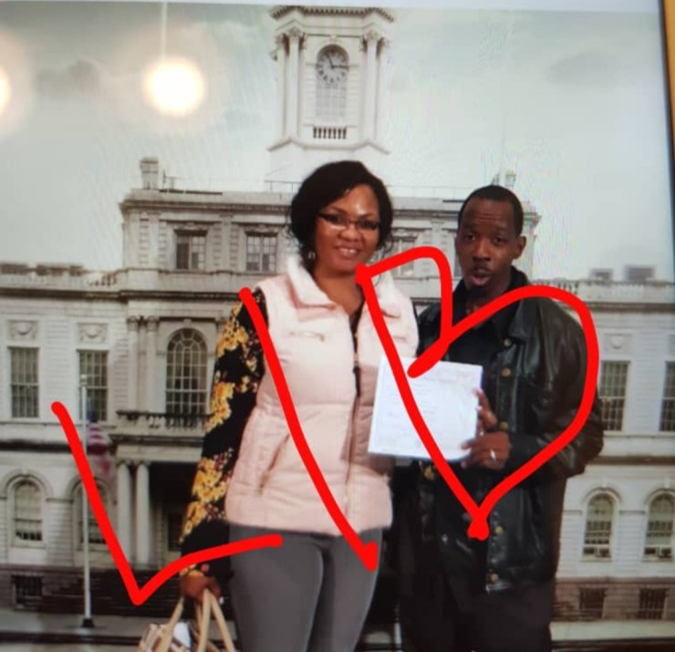 Pastor Iginla's estranged wife, Yemisi, is allegedly married in America (PHOTOS)