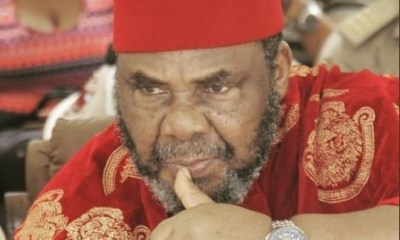 Nollywood legend, Pete Edochie born on 7th March 1947 is 72 today. This accomplished Nigerian actor is considered one of Africa's most talented actors. He began his career as a seasoned administrator and broadcaster before he came into prominence in the 1980s when he played the lead role of Okonkwo in an NTA adaptation of Chinua Achebe's all-time best selling novel, Things Fall Apart and since then he has featured in hundreds of award winning movies and stage plays both home and abroad.