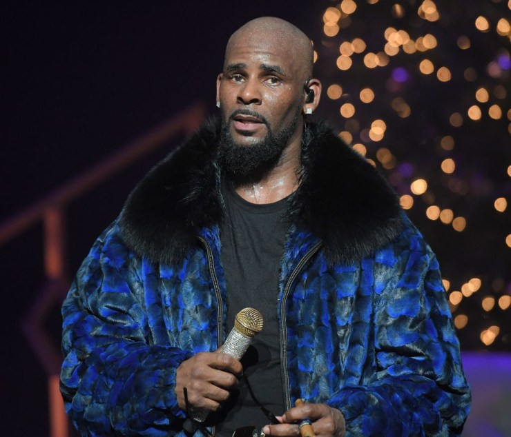 R Kelly to start writing music to avoid 'mental breakdown' over sexual abuse allegations