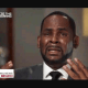 R Kelly breaks down in tears as he adamantly denies allegations in his first explosive interview after sexual assault charges (Video)