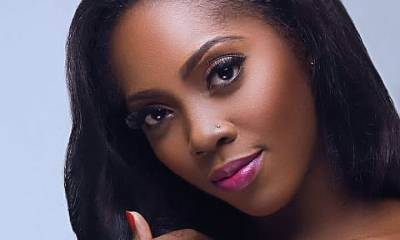 Photo of the Day: Tiwa Savage looks adorable in throwback photo