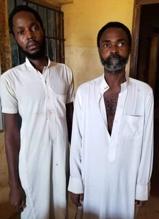 Two pastors arrested for allegedly killing their brother-in-law in Ogun