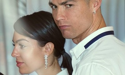 Cristiano Ronaldo's girlfriend Georgina Rodriguez reveals they 'fell in love at first sight'