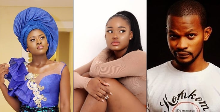 Whether you like it or not, Alex will get married before you – Uche Maduagwu attacks Cee-c