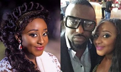 Ini Edo confesses that Jim Iyke enjoys bullying her till date