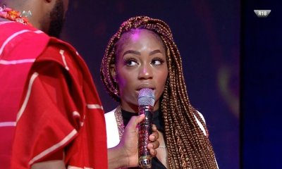 BBNaija 2019: Read What Khafi Planned To Do After Her Eviction