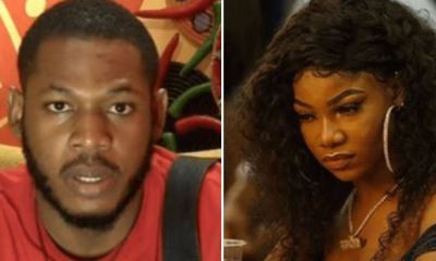 BBNaija 2019: Tacha spits fire as Frodd sets to send housemates out (Details)