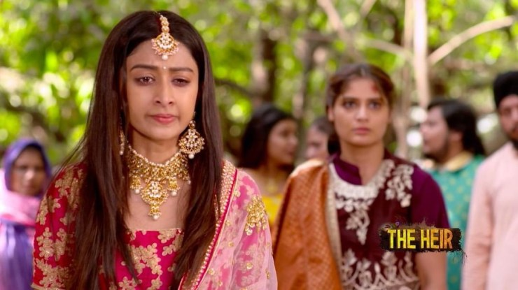 The Heir November 2019 Teasers On Zee World