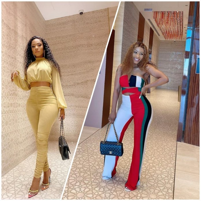 BBNaija 2019 winner Mercy looks soft in Dubai (Photos)