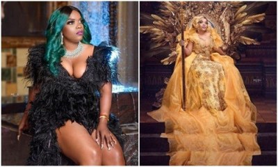 Actress Empress Njamah shares stunning photos to celebrate her 40th birthday