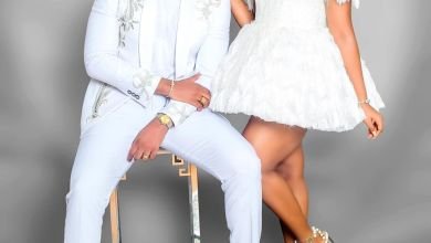 BBNaija couple Teddy A and Bambam welcomes their first baby