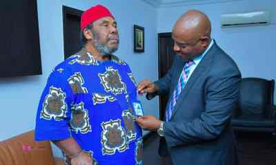 Actors Guild of Nigeria launches Digital Identity Cards, Decorates Veteran Actor Peter Edochie
