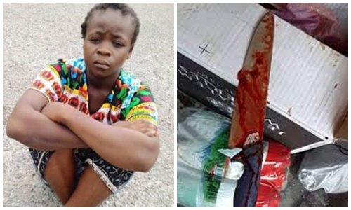 How Pregnant wife stabs husband to death for calling another woman