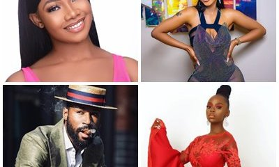 Reunion: Mercy, Tacha, Others return to Big Brother Naija show (Details)