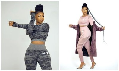 """My God no dey sleep"" – Tacha shades Multichoice as she launches clothing line"