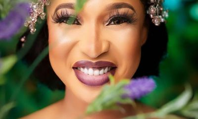 Tonto Dikeh shares lovely photos as she marks birthday