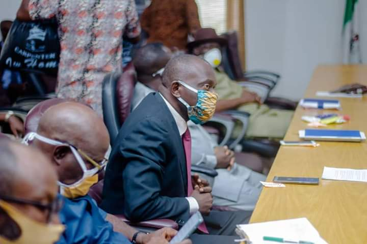 COVID-19: Gov Diri warns Police, Others Against Harassment Over Use of Face Mask