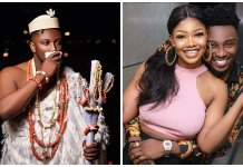 BBNaija: Tacha writes sweet message to Sir Dee on his birthday