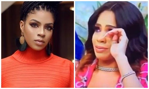 BBNaija Reunion: Venita breaks down while talking about her divorce (Video)