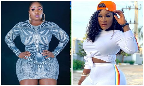 Photo of Celeb: 'You Are A Fool' – Destiny Etiko Tells Anita Joseph- See Anita's Quick Reply