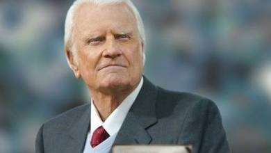 Billy Graham Devotional 12th April 2021