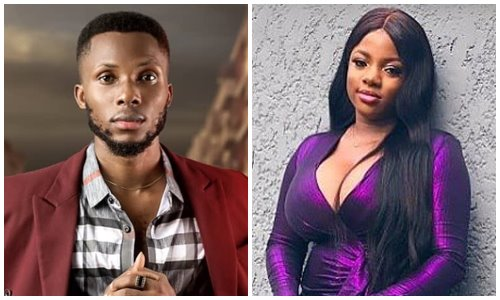 "BBnaija 2020: Dorathy Tells Brighto - ""I Told You I Wanted To Kiss You Last Night And I Meant It"" (Video)"