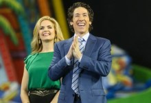 Joel Osteen 13 April 2021 Tuesday Daily Devotional - Faith in the Middle