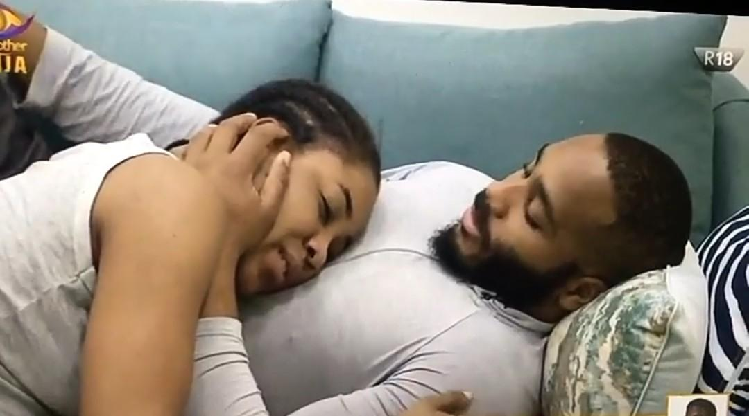 BBNaija 2020: Erica Sparks Pregnancy Rumors With Her Sickness, ...Kiddwaya Don Score