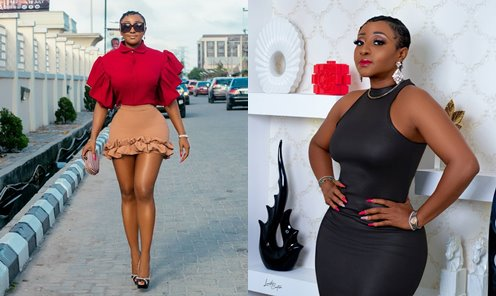 Photo of Ini Edo shows gratitude to fans as she hits 10 million followers on Instagram