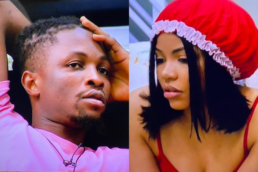 Photo of BBNaija 2020: You've lost everything, Ozo not like you – Nengi tells Laycon (Video)