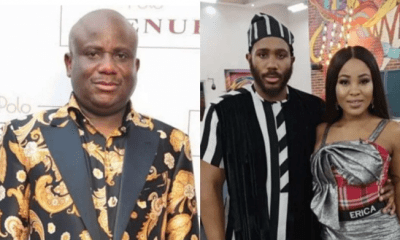 BBNaija 2020: How Erica treated me after her disqualification – Kiddwaya's father, Terry Waya