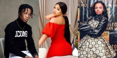 'True Gold fears no fire' Laycon, Wathoni, others react as Nengi posted new photo