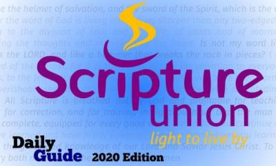 Scripture Union Daily Guide 4th March 2021 Today Devotional