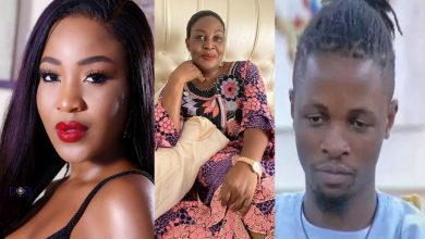 Laycon reacts after Erica's mum revealed plot to kill him