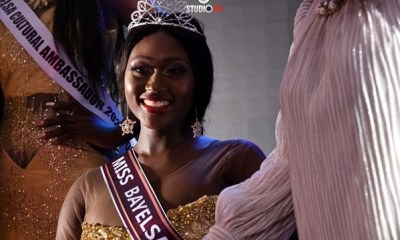 20-years old Ghandi Beatrice Crowned Miss Bayelsa 2020/2021 Beauty Queen