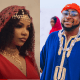 Davido And Nengi unfollow each other on Instagram after a clash